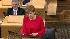 First Minister's Questions - Scottish Parliament: 10th December 2015