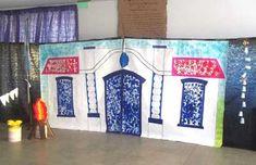 Manualidades para el Día de la independencia   Mi Sala Amarilla Valance Curtains, Home Decor, Gardens, Diwali, Houses, Infant Crafts, Decoration Home, Room Decor, Home Interior Design