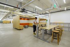 Infocomm Investments Offices by SCA Design, Singapore » Retail Design Blog