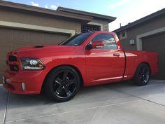 Ram Trucks, Dodge Trucks, Pickup Trucks, Single Cab Trucks, Dropped Trucks, Truck Mods, American Auto, Dodge Ram 1500, Performance Cars