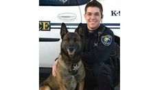 """""""All units be advised that XK 103, K-9 officer Casey Kohlmeier, a beloved member of the Pontiac Police Department and Livingston County ProA..."""
