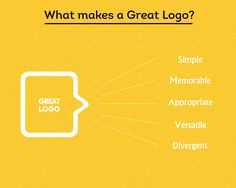 Let's find what makes a great logo and what makes the difference. With the end number of logo existence, it doesn't seem difficult to find examples of great logos. Moreover, it's crucial to know what your company does to ensure its logo represents effectively.