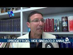 Sant'Antonio Abate: Napoli. Parla il vice sindaco Umberto D'Anna