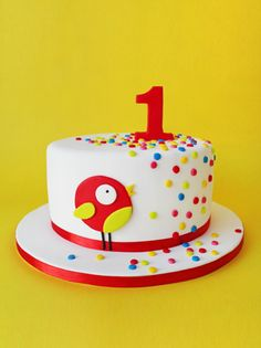 pajarito boys cake kids party birthday