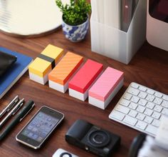 sushi post it notes - a must have for my desk!!
