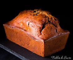 Plum cake al caffè e cioccolato
