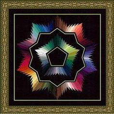 Crystal Star by Jinny Beyer