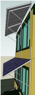 Solar Awning (Part 1) | Green Edmonton