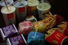 McDonalds food eat burger fries mcdonalds french fries food cravings eats yummy food hamburger