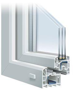 Superior Windows and Doors Modern Architects, Thermal Insulation, Window Design, Windows And Doors, Ramen, Sink, Mirror, Interior, House