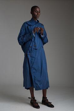 // Vintage Issey Miyake Wind Coat