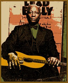 1a34737a2b1 Huddie William Ledbetter. Lead Belly
