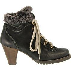 1730-819 - Paul Green Stiefeletten / Ankle Boots
