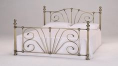 Metal Bed Frame - Single / Double / King / Super King