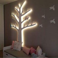 50 great proposals for room decoration for babies - Kinderzimmer - Baby Room Ideas Baby Bedroom, Baby Room Decor, Girls Bedroom, Bedroom Decor, Bedrooms, Kids Room Design, Kid Beds, Kids Furniture, Furniture Plans