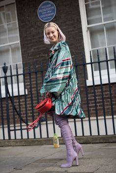 Celebrating The Irreverence Of London Street Style #refinery29