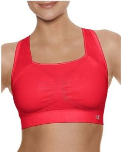 b044546dfde1 Champion Women s Custom Criss Cross Bra « Impulse Clothes Pink Fashion