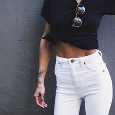 I need to find some white jeans!