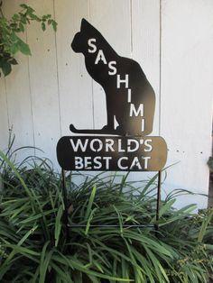 Personalized Cat Memorial   Cat Memorial Gift Ideas   Remembrance Plaque  For Cats   If Tears Poem   EtchedInMyHeart.com   Pet Memorial Plaques    Pinterest ...