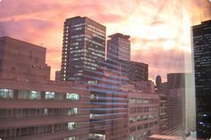 designjoonos: 회사에서 보이는... 会社の窓から取った写真