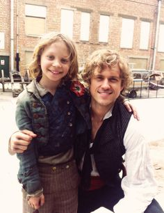 enjolras and gavroche :)