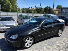 Mercedes CLK Coupé 240 Garde