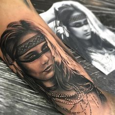 Native indian tattoo sleeve - Tribal tattoos aren't only charming but they're also symbolic. If you're interested in receiving a tribal tattoo, you a. Indian Women Tattoo, Native Indian Tattoos, Indian Girl Tattoos, Native American Tattoos, Native American Girls, Wolf Tattoos, Body Art Tattoos, Sleeve Tattoos, Tatoos