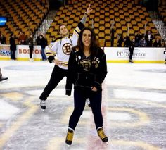 Tyler Seguin photobomb #Bruins