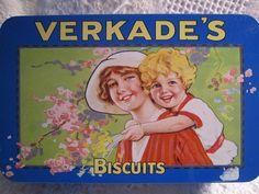 Verkade's Biscuits