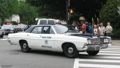 ◆New York State Police 1968 Ford Custom◆