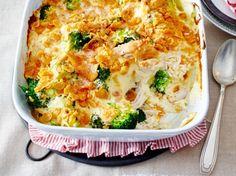 Unser beliebtes Rezept für Hähnchen-Brokkoli-Auflauf mit Reis und mehr als 55.000 weitere kostenlose Rezepte auf http://LECKER.de.