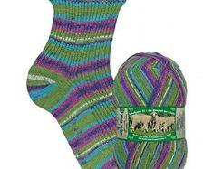 Opal Fairytale Sock Yarn Composition: superwash wool, nylon Put-up: balls - 425 metres Gauge: 30 stitches and 42 rows to Needle: Crochet Supplies, Crochet Wool, Yarn Shop, Yarn Over, Sock Yarn, Knitting Socks, Lana, Opal, Butterfly
