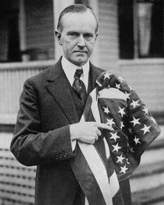 American Presidents, American Flag, Calvin Coolidge, John Calvin, Republican Presidents, School Photos, Us History, Outdoor Camping, Professional Photographer