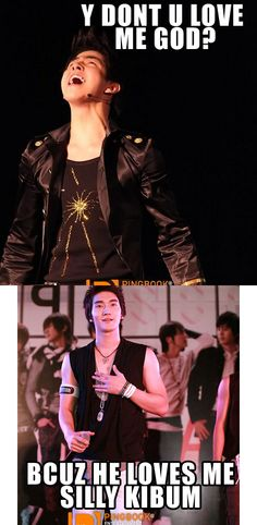 Siwon and Kibum♡ #KPOP #FUNNY