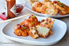 Conopida pane in stil asiatic - de pos My Favorite Food, Favorite Recipes, Recipe Images, Baked Potato, Cauliflower, Food And Drink, Vegan, Vegetables