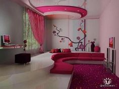 Teen Girl Bedrooms for sweet comfy room decor - A super coooool and spectacular collection on concept. Post note 4348756269 Categorized at teen girl bedrooms small room , created on this date 20190224 Dream Rooms, Dream Bedroom, Girls Bedroom, Master Bedroom, White Bedroom, Master Bath, Awesome Bedrooms, Cool Rooms, My New Room