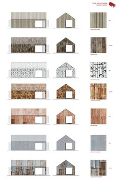 dekleva gregorič arhitekti » paperhouses materialisatie onderzoek archetype