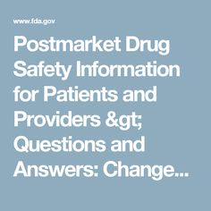 Postmarket Drug Safety Information for Patients and Providers > Questions and Answers: Changes to the Indicated Population for Miacalcin (calcitonin-salmon)