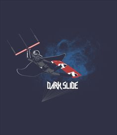 Dark Slide ! T-shirt available here : http://lc.cx/dark-slide limited edition, 100 % organic cotton