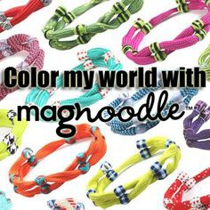 Color your world with #Magnoodle! #color #quote