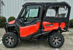 "2016 Honda Pioneer 1000-5 ($9,000+ in Accessories) 29"" Tires / All Weather Package + More! 