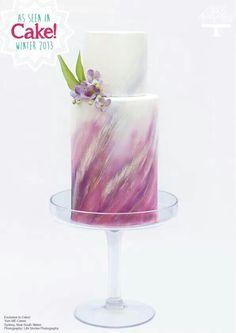 By Emma Lee cake design...ADD diy ♥❤ www.customweddingprintables.com #customweddingprintables