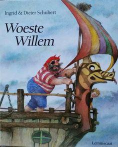 Prentenboek Woeste Willem