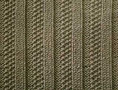 3 in 1 Rib Stitch - Stitch Sample