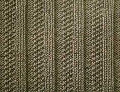 3 in 1 Rib Stitch - Sample