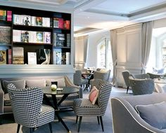 Hôtel de Vendôme, Paris Boutique Hotel, France City Breaks, SLH