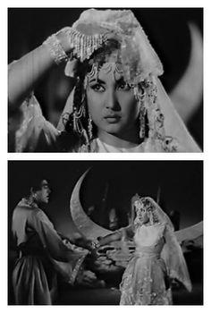 Meena Kumari in Dil Apna Aur Preet Parai, 1960