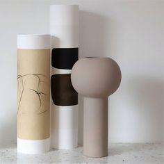 kitchen decoration – Home Decorating Ideas Kitchen and room Designs Slab Pottery, Ceramic Pottery, Pottery Art, Clay Vase, Ceramic Vase, Swedish Interiors, Chaise Vintage, Modern Ceramics, Ceramic Design