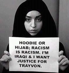 hoodies, hijabs, justice