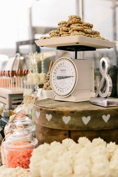 Vintage Pastel Dessert Table  |  The Frosted Petticoat